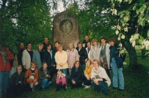 Muuseumi töötajate matk Kreutzwaldiga seotud paikadesse, 20.06.2003. DrKM F 391:5/n, Dr.Fr.R.Kreutzwaldi Memoriaalmuuseum, http://www.muis.ee/museaalview/973426.
