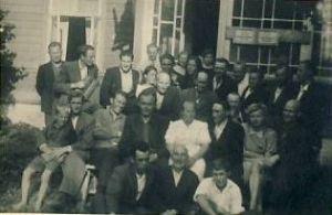 Kadrina Masina-Elektriühistu koosolek, 1946-1950. RM F 1283:3, SA Virumaa Muuseumid, http://www.muis.ee/museaalview/1430775.