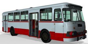 LAZ buss