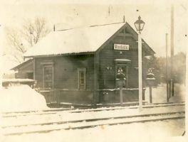 Vaeküla raudteejaam, 1930. aastad, RM F 1259:17, SA Virumaa Muuseumid, http://www.muis.ee/museaalview/1441301.