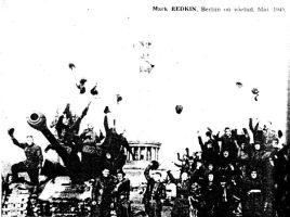 """""""Punane Täht"""" 7.05.1985."""