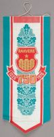 Vimpel Rakvere 750, HKM PKMM 252:10 Tlv 1:36, Hiiumaa Muuseumid SA, http://www.muis.ee/museaalview/2233089.