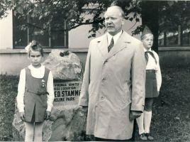 Alfred Stamme mälestuskivi avamine, RM F 930:3, SA Virumaa Muuseumid, <a href=