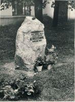 Alfred Stamme mälestuskivi , RM F 930:4, SA Virumaa Muuseumid, <a href=
