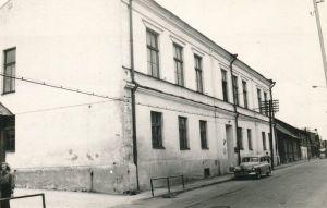 Rakvere Pikk tänav. Foto. Helmut Joonuks, 1971. RM F 757:18, Virumaa Muuseumid SA, http://www.muis.ee/museaalview/1673893.