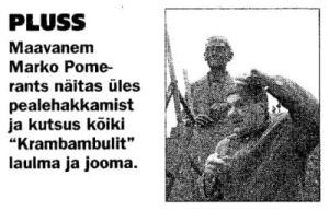 Virumaa Teataja, 3.05.2002