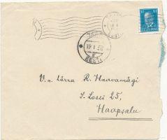 Dokument. F. Tuglase kiri Roman Haavamägile Kunderi pildi kohta. 1938., HM _ 6643:1 ArD, Haapsalu ja Läänemaa Muuseumid SA, http://muis.ee/museaalview/1008077.