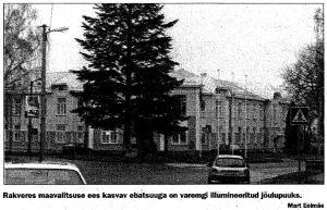 Virumaa Teataja, 16.11.2000