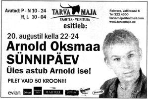Virumaa Teataja, 19.08.2005.