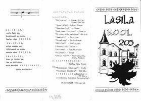 Voldik, Lasila Kool 205, 1992, RM _ 6047 Ar1 1471:15, Virumaa Muuseumid SA, http://www.muis.ee/museaalview/3023936.