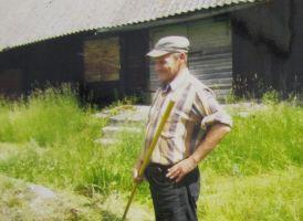 Anton Väli. Foto: Heiki Koov, 2017 / Assamalla raamatukogu
