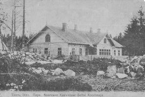 Foto: 1914. Tapa muuseum.