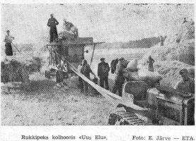 """Viru Sõna"" 28.06.1948."