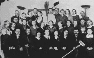 Harjategemise kursused 1934.a. Erakogu.
