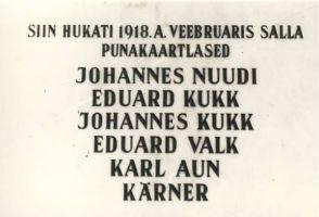 Mälestustahvel Kiltsi mõisas, RM F 842:147, SA Virumaa Muuseumid, http://www.muis.ee/museaalview/1688117.