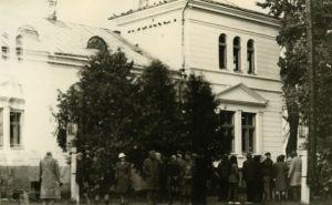 Friedrich Benjamin von Lütke mälestustahvli avamine Avanduse mõisas, MM F 682/1, Eesti Meremuuseum, http://www.muis.ee/museaalview/1536762.