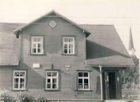 Kunagine Jakob Liivi maja Väike-Maarjas, RM F 21:22, SA Virumaa Muuseumid, http://www.muis.ee/museaalview/1930720.