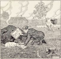 Eduard Wiiralt (?) Varrangul, E. WIIRALT. VII. 1917, EKM j 20913 G 12044, Eesti Kunstimuuseum, http://www.muis.ee/museaalview/1478178.