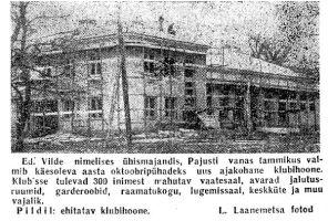 Punane Täht, 30.04.1959.