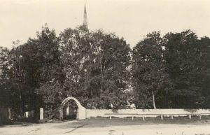 Vaade Viru-Jaagupi kirikuaiale, RM F 152:2, SA Virumaa Muuseumid, http://www.muis.ee/museaalview/1895281.