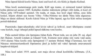 Emili Õuna kodu-uurimistöö