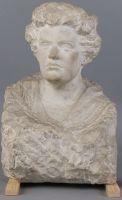 Revolutsionäär Alice Tisler, skulptor Endel Taniloo, 1957. AM _ 17798 G 7187, Eesti Ajaloomuuseum SA, http://www.muis.ee/museaalview/3260193.
